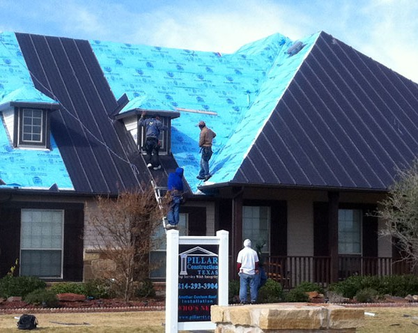 Roofing Contractor Richardson