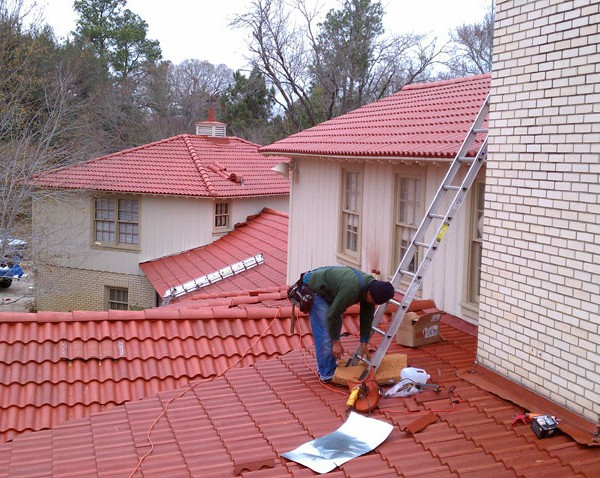 Roof Repair Company Richardson