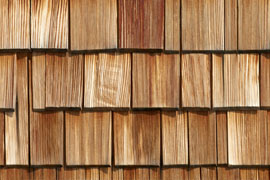 Wood & Shakes Roofing