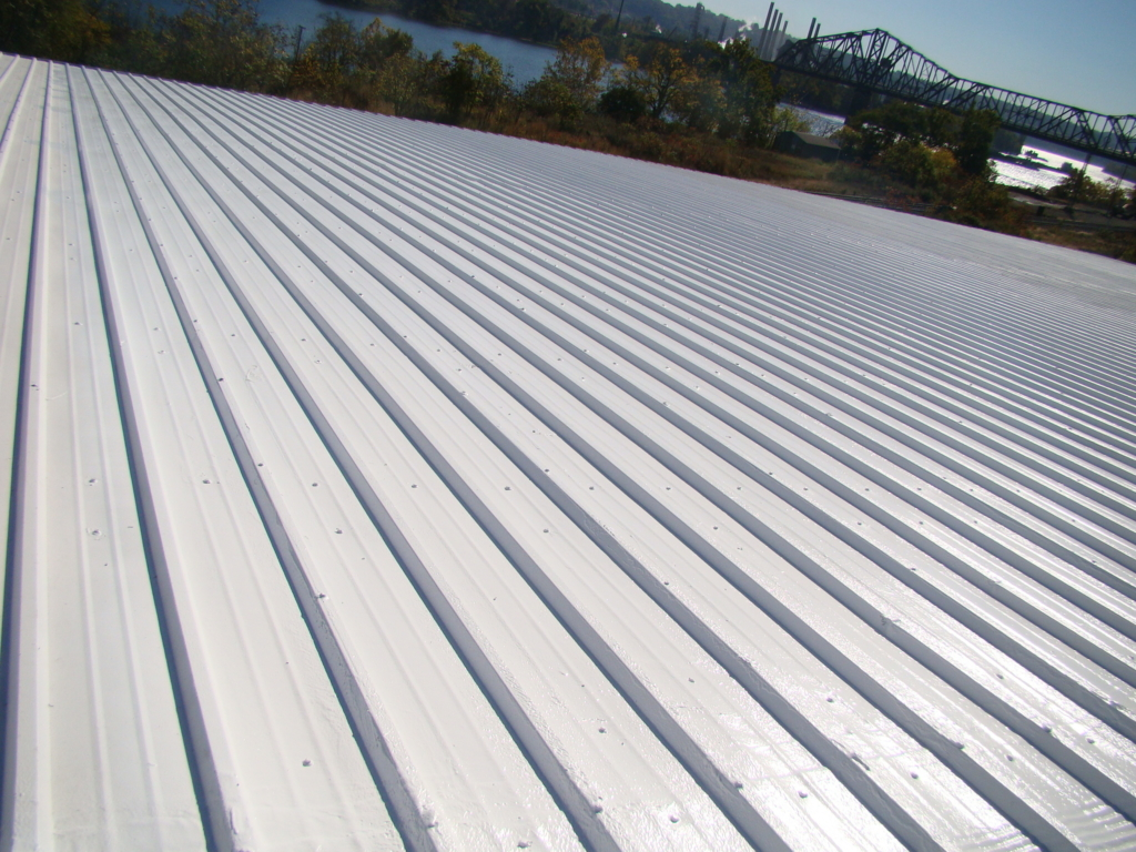 Should You Replace or Restore Your Architectural Roof Coating?